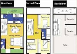 house plans small lot narrow lot 3 story house plans best of inspiring 3 storey house