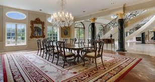 Largest Homes In America by Grand Dining Room Luxury Living Grand Dining Rooms Sotheby U0027s