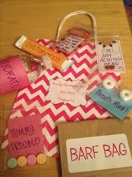bachelorette party gift bags best 25 bachelorette hangover kits ideas on