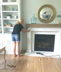 build fireplace mantel over brick building fireplace surround wood beam mantel how to build a concrete build fireplace mantel over brick wood mantels