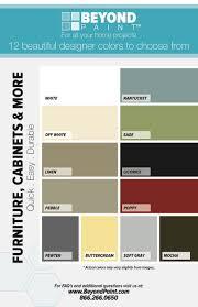 beyond paint color card beyond paint