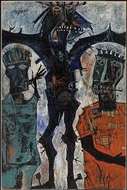 crucifixion u0027 f n souza 1959 tate