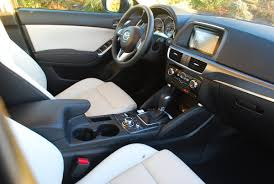 mazda interior cx5 review 2016 mazda cx 5 grand touring fwd car reviews and news