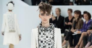 Alejandra Costello Bio Chanel Autumn Winter 2014 Couture Show Report British Vogue