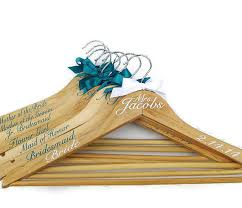 personalized wedding hangers diy personalized wedding hanger decals hangers not included