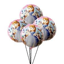 balloon delivery nashville tn balloon of princess sofia for your girl s birthday birthday