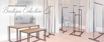 display tables for boutique retail clothing racks boutique clothing displays collection