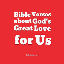 bible verses god u0027s love u2013 10 awesome scripture
