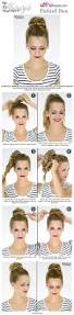 15 pretty unique and easy bun hairstyle ideas u0026 tutorials gurl com