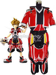 Kingdom Hearts Halloween Costumes Kingdom Hearts Sora Brave Form Cosplay Costume Kh009 92 00