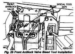 dodge ram abs light reset abs brake bleed procedure