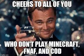Playing Cod Text Memes Com - leonardo dicaprio cheers meme imgflip