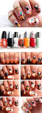 disney themed click pic for 23 spooky nail art ideas for