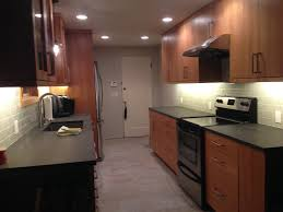 kitchen remodel fireclay silver haze subway backsplash absolute