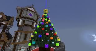 minecraft christmas tree imgur