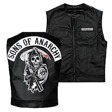 Samcro Halloween Costume Cool Sons Anarchy Costumes Rock Party