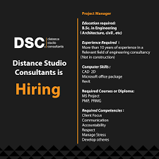 Interior Project Manager Jobs Distance Studio Consultants Linkedin