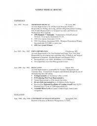 Example Medical Resume by Fresh Ideas Medical Technologist Resume 12 Medical Technologist Cv