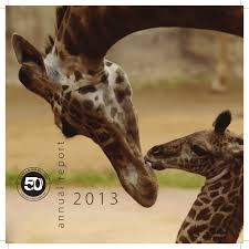 annual report santa barbara zoo