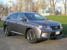 lexus harrier 2014 interior 2014 lexus rx 350 f sport road test review carcostcanada