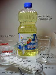 water wick u0026 oil u2014 how to make your own braucherei spirit candle