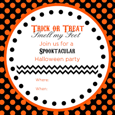 halloween party invitation template stock photography image
