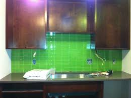 green backsplash kitchen what color to paint kitchen green backsplash grayish quartz