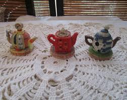 monkey teapot etsy