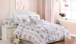 bedding set teen girls pink dusty pink rose bedding sets amazing