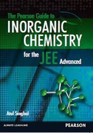 the pearson guide to inorganic chemistry for the jee advanced 1st