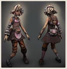 Borderlands 2 Halloween Costumes Tiny Tina Borderlands 2 Halloween Costume Cosplay