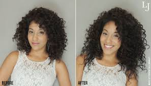 Can You Curl Clip In Hair Extensions by Lynnette Joselly The Secret Behind My Big Curly Hair