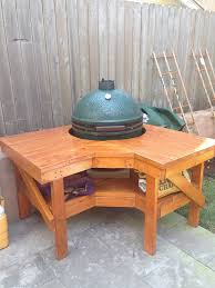 diy grill table plans build your own barbecue grill table diy barbecue grill table