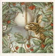 vintage rabbit 2 vintage rabbit prints easter bunnies velveteen rabbit woods