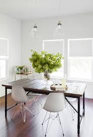 restoration hardware flatiron table flatiron rectangular dining table transitional dining room claire