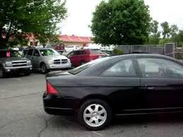 2003 honda civic ex parts 2003 honda civic ex 2 door coupe 1 7 liter v tech 4cyl jet