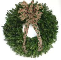 live christmas wreaths carolina fraser fir christmas trees