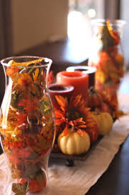 Fall Table Centerpieces by Best 25 Cheap Thanksgiving Decorations Ideas Only On Pinterest