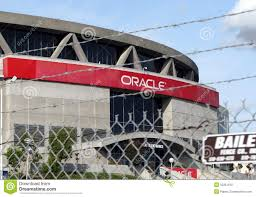 Oracle Arena Map Oracle Arena Editorial Stock Image Image 40712504