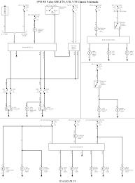 repair guides wiring diagrams autozone com entrancing volvo v70
