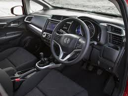 subaru india new honda jazz india interior dashboard 2 carblogindia