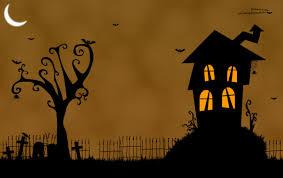 halloween powepoint background hollows eve