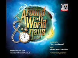 around the world in 80 days title song