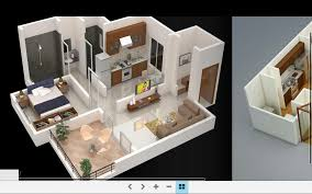 house design plans 3d 3 bedrooms 3d house plans home office