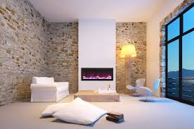 10 amazing electric fireplaces with changing flame color modern