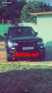 customized land rover see shatta wale just added this customized range rover to his