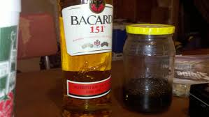 bacardi 151 logo evidently i promised pics of my abv brown dragon made with bacardi