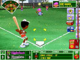 Play Backyard Baseball 2003 Download Backyard Baseball Windows My Abandonware