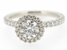 wedding rings at galaxy co stunning large diamond halo platinum ring set portfolio durham