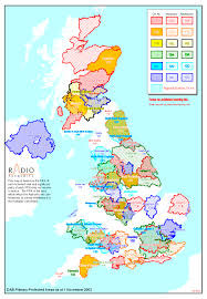Tv Reception Map Dab Ensembles Worldwide Uk National U0026 Regional
